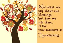Thanksgiving / by Gina Carver