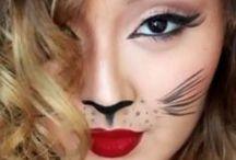 hair and makeup inspiration / by Regina Quiaoit