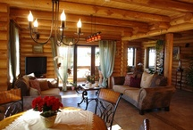 Log Home Design / You will see some of our built custom designs in this board.