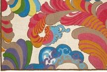 Fabrics & Patterns / by Nina Mucalov