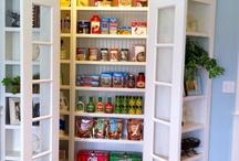 Home Storage & Organizing Ideas / by Sherry Smith