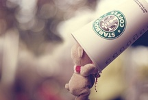 Coffee - Starbucks is my obcession / I never drank coffee until Starbucks.. true story