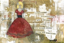 Art - collage / by Nina Mucalov