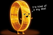 One Ring to Rule Them All...Tolkien Love / by Marisa Hurley