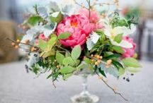 Wedding Centerpieces  / by Weddings by Hannah