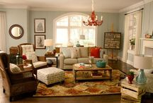 Living Room / by Sherry Smith