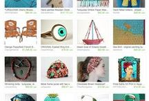 Etsy Treasuries That Include My Artwork! / For all the people who share my paintings and prints in my Etsy shop, by including them in their treasuries, thank you! www.etsy.com/shop/RosoffArtworks
