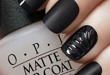 You Nailed It! / This board covers everything nail related... from tips to trendy colors!
