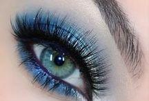 Eyes & Make Up / by Melissa Burke