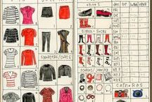 Travel Clothes / This board is all about creating maximum wardrobes in minimum numbers so you can look great and live free. Yay!