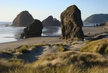 Southern Oregon Coast Hikes / Hikes and resources for trails along the Southern Oregon Coast (and a bit inland, too). Beaches, rivers, dunes, waterfalls, forests, lakes, and breathtaking lookouts!