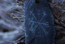 Viking / Norse Mythologie, Seidr, Asatru, Vikingstyle Paganism, Vanatru