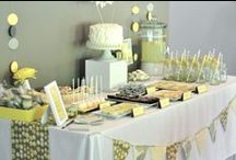 Baby Shower Ideas / Baby Shower Ideas #CMYK