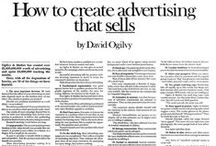 Agency / Content re: creative firms, advertising agencies, marketing companies.  / by Ben Swofford
