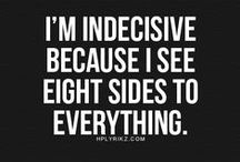 Introvert / INFJ / That's me
