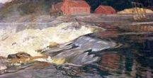 Frits Thaulow (1847-1906) / Frits Thaulow (1847-1906)