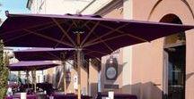 Garden Umbrellas // Ombrelloni