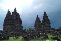 Jalan-jalan / My holiday on Central Java (Solo and Jogja)