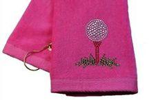 Golf Towels / by Navika