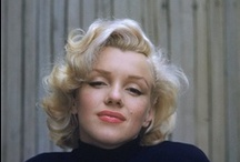 - Marilyn Monreo - / Norma Jeane  / by Catherine Mahéo