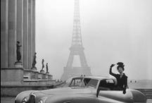 Photos anciennes de Paris / by Catherine Mahéo