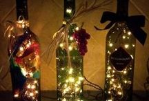 DIY Ideas for Christmas / Love these simple ideas that you can do yourself for Christmas.