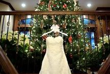 """Christmas Weddings / Christmas weddings are so magical...Here are some cool wedding ideas for the winter wedding and even more special a """"Christmas wedding""""!"""