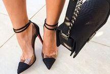Millionista Shoes / Fab footwear that scream Millionista Mentality.