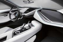 MOODBOARD :: B M W _ S U S P E N S _ 2 / Inspirations for a BMW Project.
