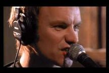 Musique : STING & THE POLICE / by Catherine Mahéo