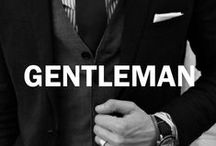 Gentleman / by Grafted Magazine