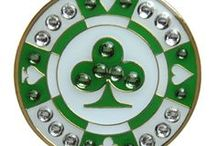 St. Patrick's Day Ball Markers and Golf Accessories / by Navika
