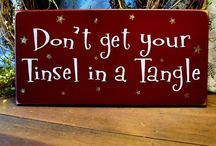 Christmas Quotes / What better way to be reminded of Christmastime, than displaying a Christmas quote for all to see!