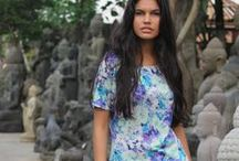 A Romantic Rendezvous / Bali Ha'i   A romantic collection of high quality women's ready-to-wear cotton linen Tops Tunics and Dresses