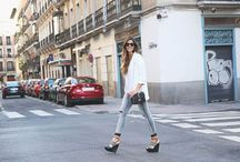 Going Out + Street Style / by Camila T.