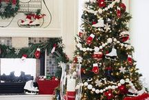 Christmas Trees / Need a different way to decorate your tree this year? Here are some awesome Christmas tree ideas!