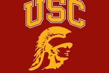USC - Trojans / by Yvette Garcia