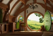 The Shire / All things fantasy-related, with a special interest towards hobbit holes and cozy wizard cottages.  / by Tenbread