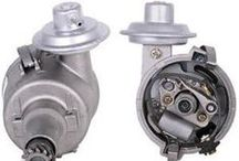Distributors / The Distributor in an engine is the component responsible for delivering the spark to the correct cylinder at the correct time.  Lowest Prices on Distributors with 2 Years Warranty and Free Shipping only at http://www.theautopartsshop.com/parts/distributor.html