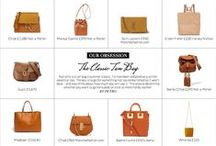 Iconic Bags / Beautiful bags that will stand the test of time
