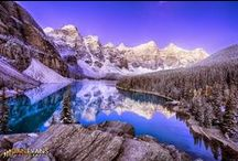 """Nature Landscapes / I hope these images will be enough to get you moving, just don't forget that """"a crucial element of landscape photography is the light to the scenery. Preferred times are dusk or dawn with low angle light which renders the landscape with low contrast and sidelight"""