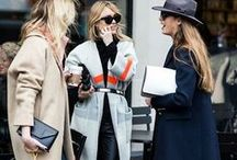 Outerwear / The chicest way to cover up