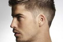 Hairstyle for young men