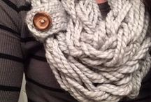 Winter Projects / winter knitting and quilting project ideas