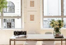 Studio/Loft living