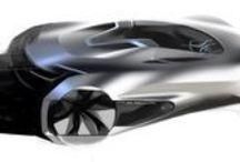SKETCH :: E X T E R I O R / Car Design