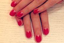 Nail art - my nails / #nail #art #design  my nails