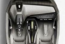 SKETCH :: I N T E R I O R / Car Design