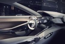 CONCEPT :: I N T E R I O R S / Just Cool Car Interiors.