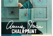 Chalk painting - Annie Sloan